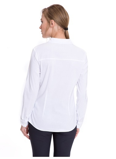 LC Waikiki Klasik Gömlek Beyaz